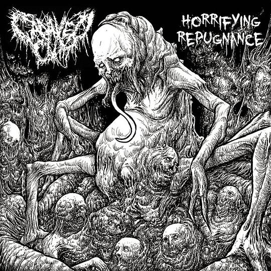 CADAVERM CUM - Horrifying Repugnance CD