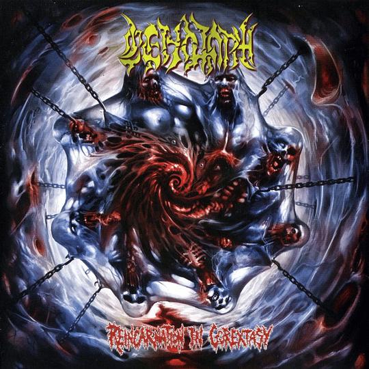 CENOTAPH -  Reincarnation In Gorextasy CD