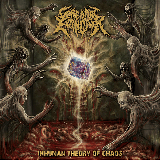 CEREBRAL EXTINCTION - Inhuman Theory Of Chaos CD