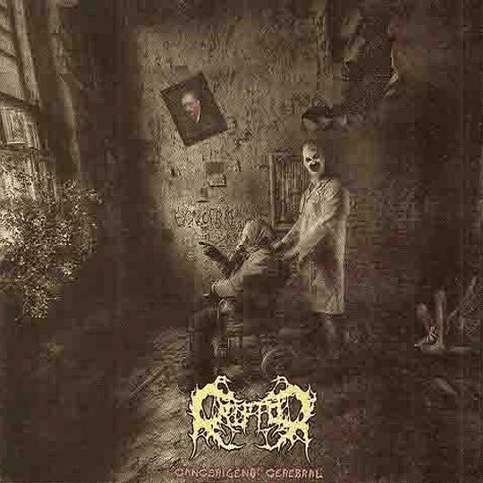 CRIPTOR - Cancerígeno Cerebral CD