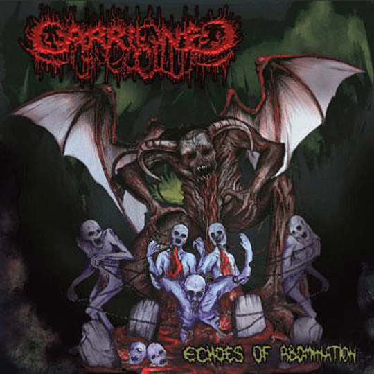 CARRIONED – Echoes Of Abomination