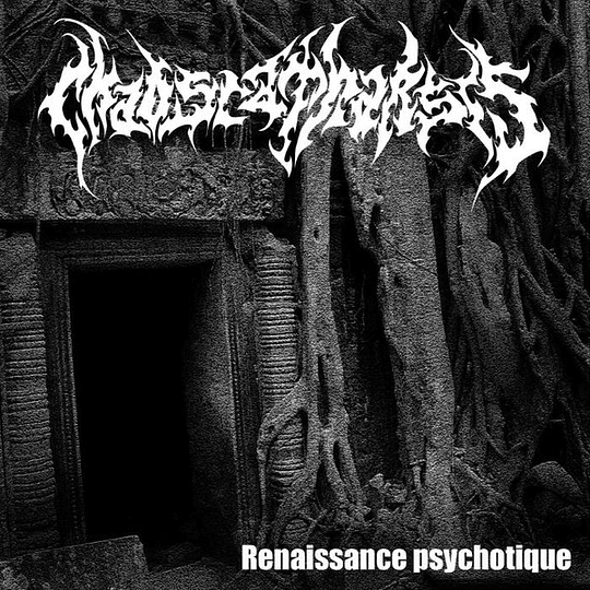 CHAOS CATHARSIS -  Unleash The Underground Records CD