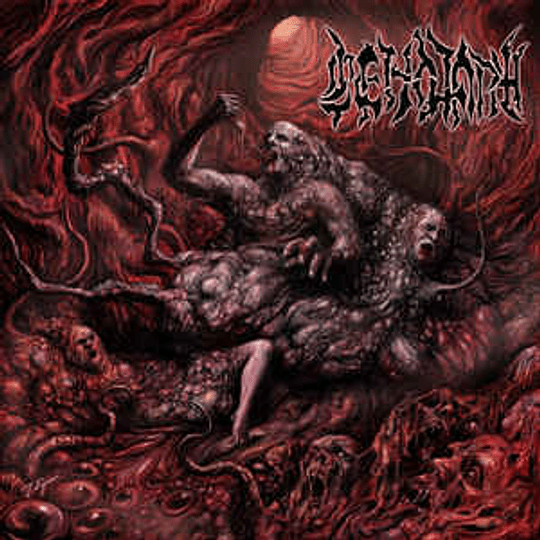 CENOTAPH - Perverse Dehumanized Dysfunctions CD
