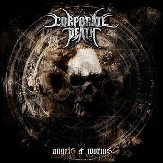 CORPORATE DEATH - Angels & Worms CD