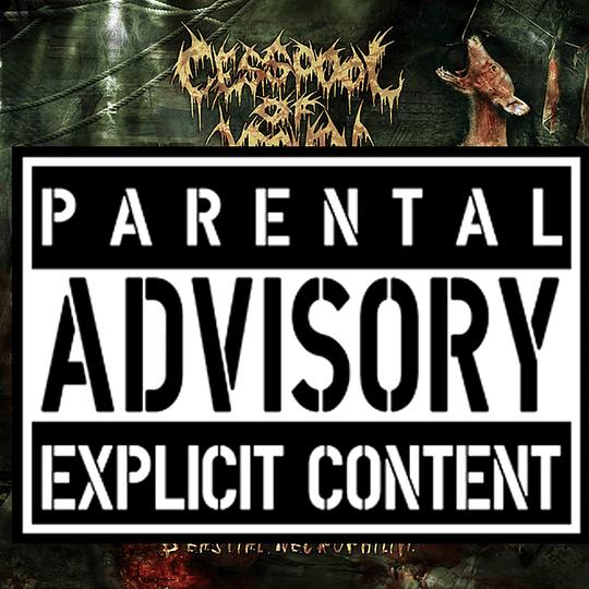 CESSPOOL OF VERMIN - Beastial Necrophilia CD