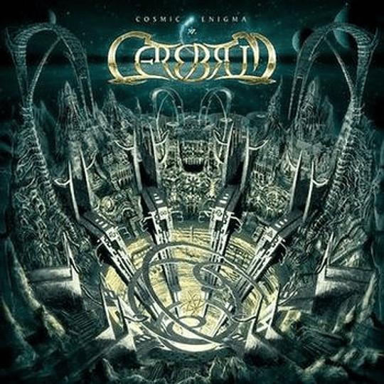 CEREBRUM -  Cosmic Enigma CD
