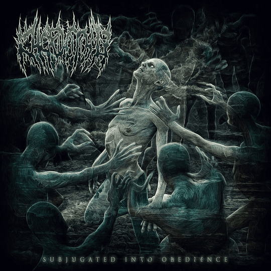CHORDOTOMY - Subjugated into Obedience CD