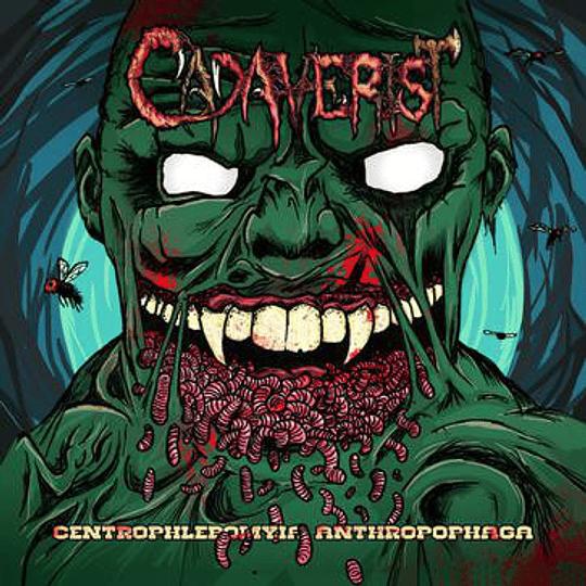 CADAVERIST - Centrophlebomyia Anthropophaga CD