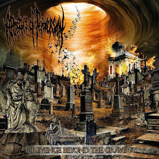 APOSTLES OF PERVERSION - Revenge Beyond The Grave CD