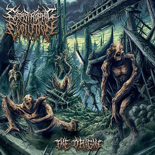 CATASTROPHIC EVOLUTION - The Origin CD