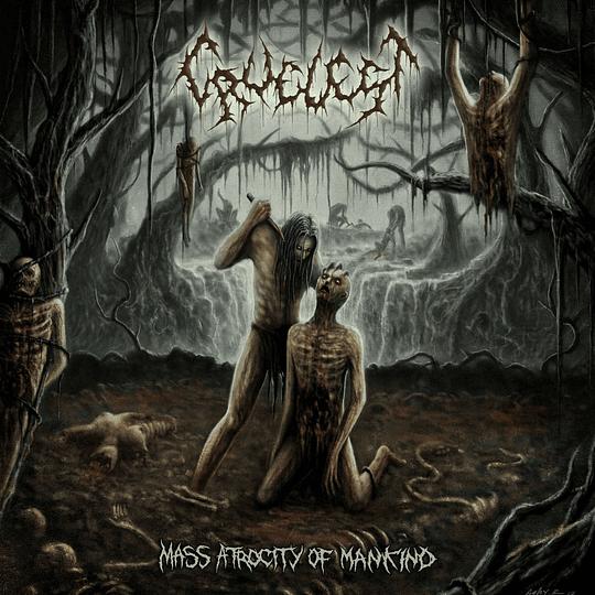 CRUELEST - Mass Atrocity of Mankind CD