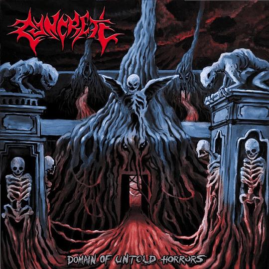 CONCRETE -  Domain Of Untold Horrors CD