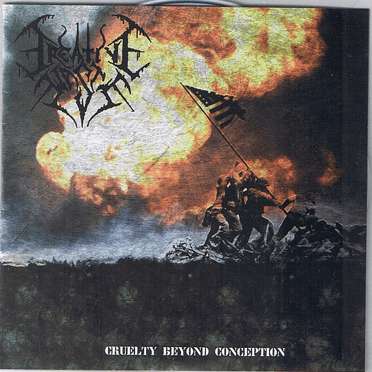 CREATIVE WASTE -  Cruelty Beyond Conception CD