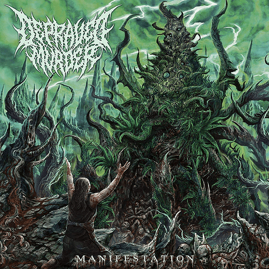 DEPRAVED MURDER - Manifestation CD