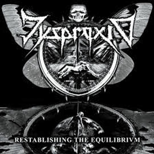 DYSPHORIA -  Restablishing The Equilibrium CD