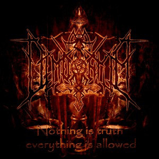 DEMONIUM -  Nothing Is Truth Everything Is Allowed CD