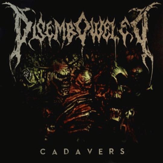 DISEMBOWELED - Cadavers CD