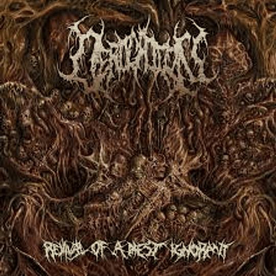 DEROGATION -  Derogation – Revival Of A Nest Ignorant CD