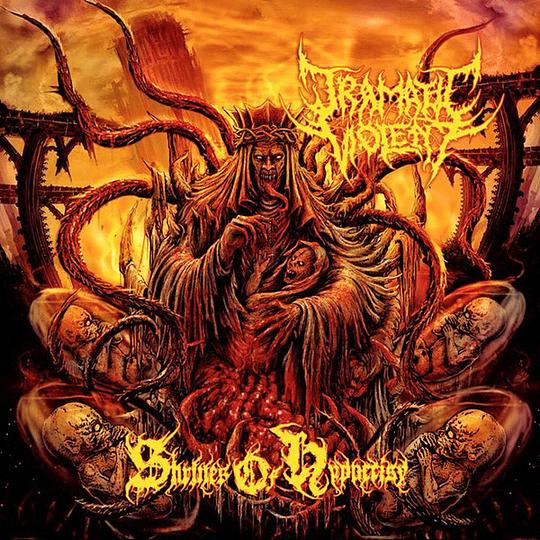 DRAMATIC VIOLENT - Shrines Of Hypocrisy CD