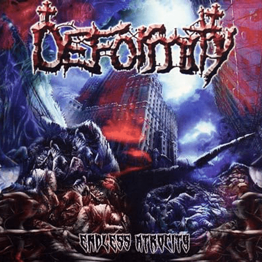 DEFORMITY -  Endless Atrocity CD