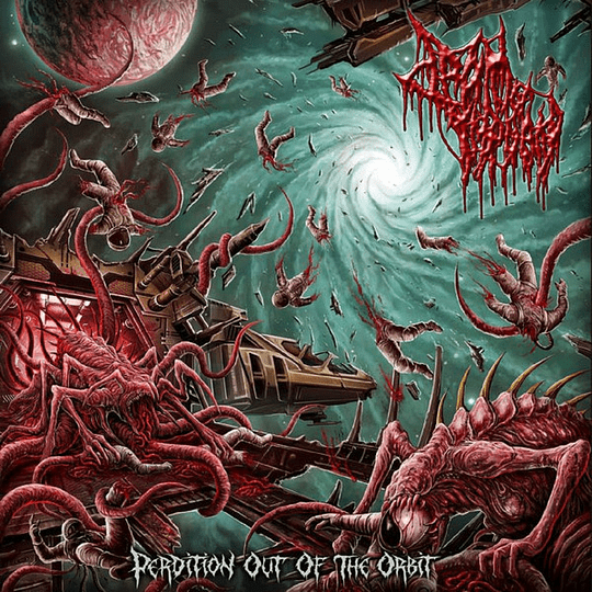 DRAIN OF IMPURITY - Perdition Out of the Orbit CD