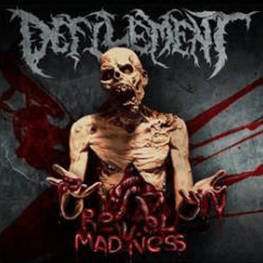 DEFILEMENT - Revel In Madness CD