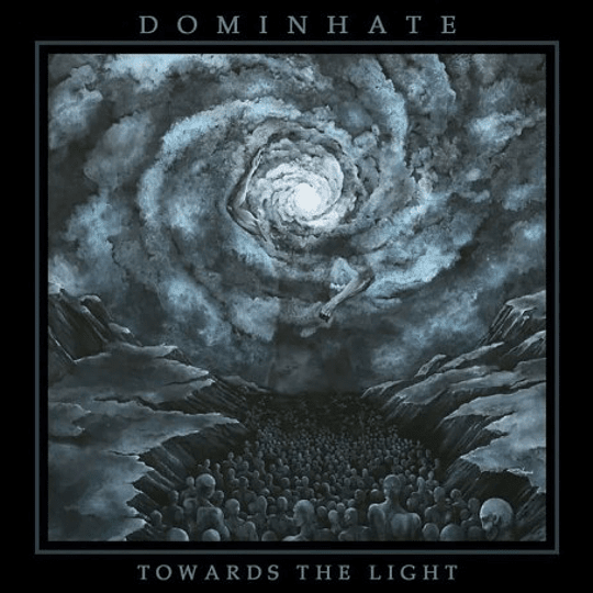 DOMINHATE - Towards The Light CD