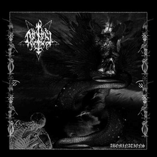 DETEST - Abominations CD