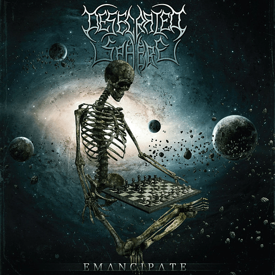 DESECRATED SPHERE - Emancipate CD