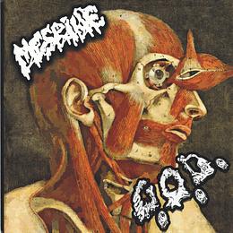 MESRINE / G.O.D.  SPLIT VINYL 7'