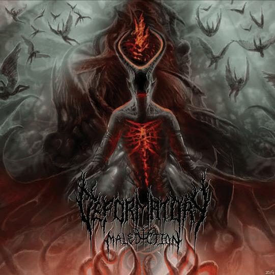 DEFORMATORY - Malediction CD