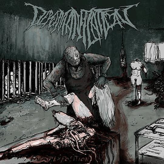 DEHUMANIZATION - Meat Exposition CD