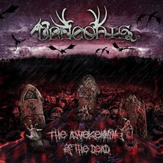 DRACONIS - The Awakening Of The Deads CD