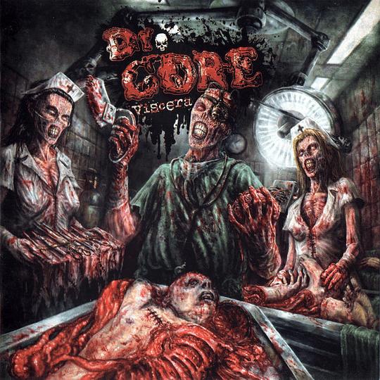 DR. GORE - Viscera CD