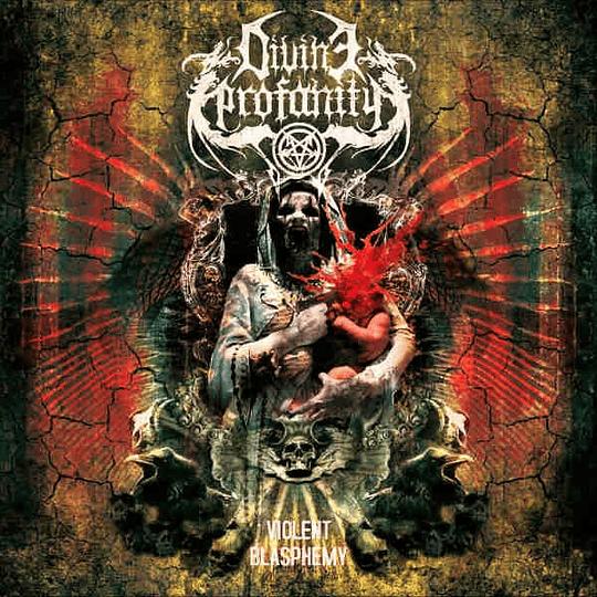 DIVINE PROFANITY - Violent Blasphemy CD