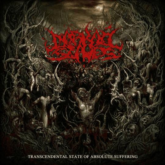 DARKALL SLAVES - Transcendental State Of Absolute Suffering CD