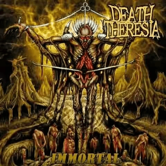 DEATH THERESIA - Immortal CD