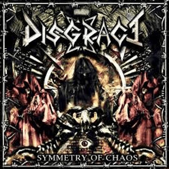 DISGRACE – Symmetry Of Chaos CD