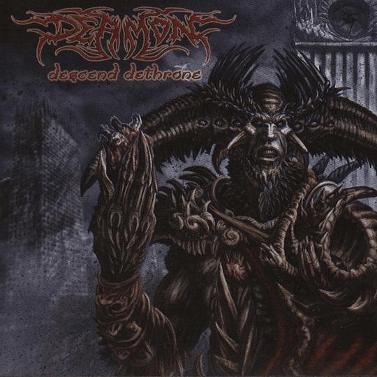 DEAMON - Descend Dethrone CD