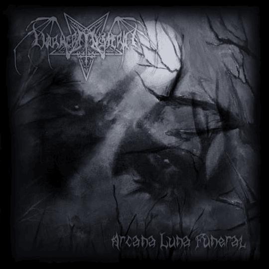 DARKER MYSTERIA - Arcana Luna Funeral CD