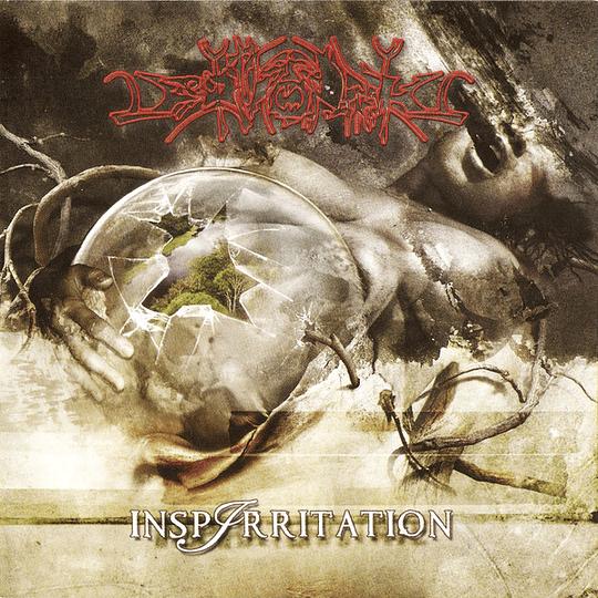 DEPTHS OF DEPRAVITY - Inspirritation CD