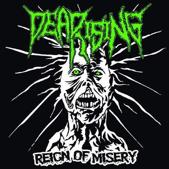 DEAD RISING - Reign of Misery CD