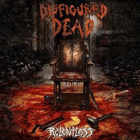 DISFIGURED DEAD - Relentless CD