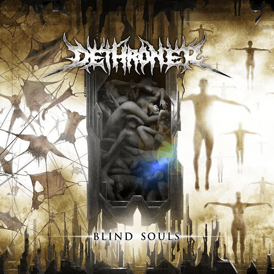DETHRONER - Blind Souls CD