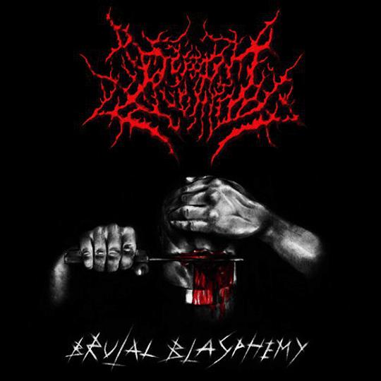 DEMON VOMIT - Brutal Blasphemy CD