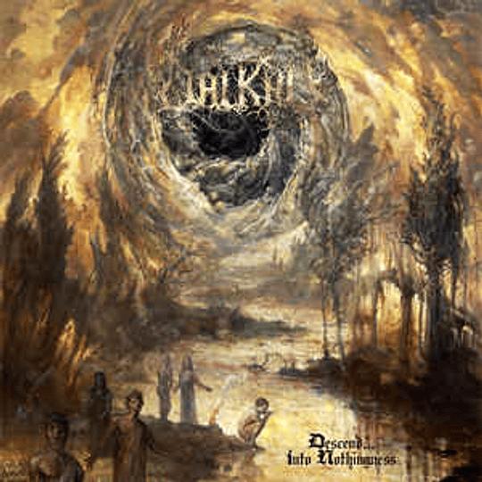 DALKHU -  Descend... Into Nothingness CD