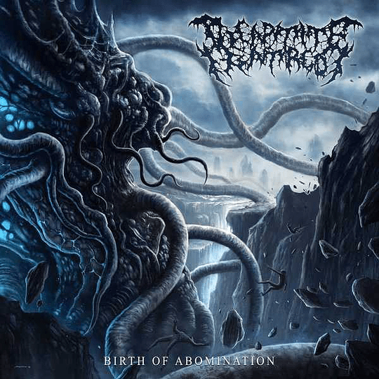 DECAPITATE HATRED - Birth Of Abomination CD