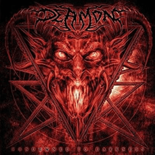 DEAMON -  Condemned To Darkness CD