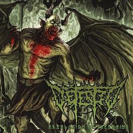 DETESTED -  Revelation Of Suffering CD