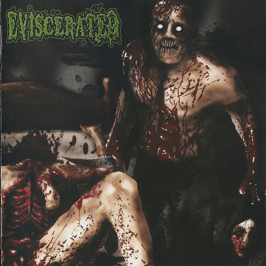 EVISCERATED -  S/t CD